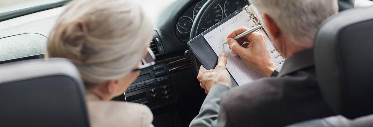 Autohändler Gebrauchtwagengarantie Vertrag schreiben