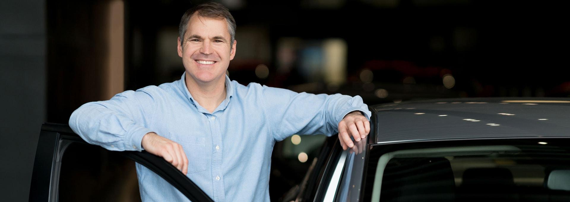 Autohändler mit Gebrauchtwagengarantie